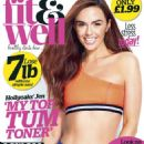 Jennifer Metcalfe- Fit & Well Magazine United Kingdom November 2016 - 454 x 625