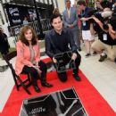 Loretta Lynn and Jack White Induction Into The Nashville Walk Of Fame on June 4, 2015 in Nashville, Tennessee. - 454 x 570