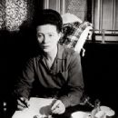 Simone De Beauvoir - 345 x 450