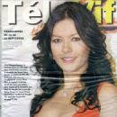Catherine Zeta-Jones - Televif Magazine Cover [Belgium] (15 September 2006)