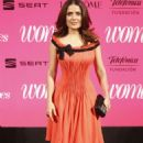 Salma Hayek Woman Awards 2015 In Madrid