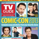 Andrew Lincoln - TV Guide Magazine Cover [United States] (5 August 2013)