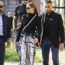 Gigi Hadid – Leaves the Max Mara Fashion Show in Milan