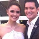 Dingdong Dantes and Megan Young