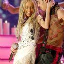 Christina Aguilera and Jorge Santos - 454 x 454