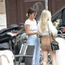 Selena Gomez – Out in Rome