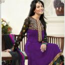 Amrita Rao New Salwar Kameez Collection - 454 x 527