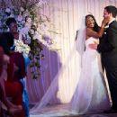 Leif Coorlim and Isha Sesay Wedding Pics - 454 x 340