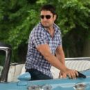 Gerard Butler stars in Columbia Pictures' action comedy THE BOUNTY HUNTER. Photo By: Barry Wetcher SMPSP. ©2010 Columbia TriStar Marketing Group, Inc.  All Rights Reserved.