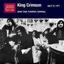 April 12, 1971 - Zoom Club, Frankfurt, Germany