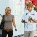 Sebastian Vettel and Hanna Prater - 454 x 341