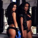 Arianny Celeste and Chandella Powell - Paparazzo - 454 x 284