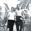 Anthony Franciosa and Shelley Winters