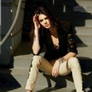 Kendall Jenner Harper's Bazaar Arabia April 2013 - 454 x 611