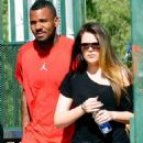 Game and Khloé Kardashian