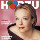 Katja Riemann - Hörzu Magazine Cover [Germany] (23 December 1999)