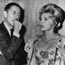 Aaron Spelling and Zsa Zsa Gabor - 454 x 367