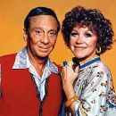 Audra Lindley and Norman Fell
