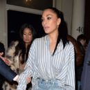 Nicole Scherzinger – Leaving The Arts Club in London - 454 x 682
