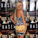 Aisleyne Horgan-Wallace - UK Premiere Of Basement At The Mayfair Hotel On August 17, 2010 In London, England - 454 x 745