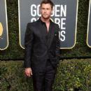 Chris Hemwsworth At The 75th Golden Globe Awards (2018)