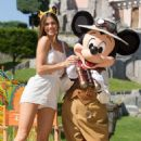"Iris Mittenaere – ""Jungle Book Jive"" Photocall at Disneyland in Paris 06/29/2019 - 454 x 682"