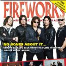 Ian Haugland, Mic Michaeli, Joey Tempest, John Levin, John Norum - Fireworks Magazine Cover [United Kingdom] (June 2012)