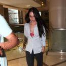 Megan Fox - LAX Airport 5/29/10