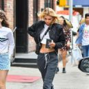 Stella Maxwell – Out in New York City