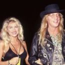 Bobbie Brown and Jani Lane