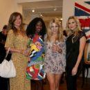 Stephanie Pratt – Breaking The Bank On Bond Street Exhibition In London