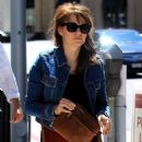 Claudia O'Doherty – Shopping in Beverly Hills - 454 x 680