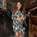 Kelly Brook – Spotted at Global Studios in London