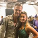 Derek Hough and Bindi Irwin