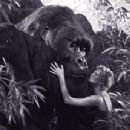 Charlize Theron in Disney's Mighty Joe Young - 1998