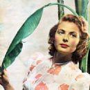 Ingrid Bergman - Modern Screen Magazine Pictorial [United States] (November 1942) - 454 x 633