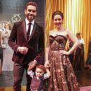 Ariadne Díaz and Marcus Ornelas and Diego- Premios TVyNovelas 2018 - 454 x 682