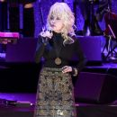 Dolly Parton performs onstage during the 2016 Medallion Ceremony at Country Music Hall of Fame and Museum on October 16, 2016 in Nashville, Tennessee