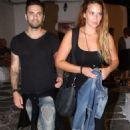 Sissi Christidou and Thodoris Maradinis