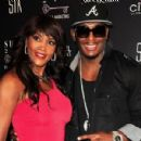 "Vivica A. Fox and Omar ""Slim"" White"