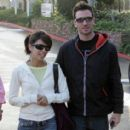 Eva Longoria and J. C. Chasez - L.A. Dec. 12, 2004 - 454 x 413