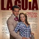 Silvia Navarro - La Guia Magazine Cover [United States] (September 2012)