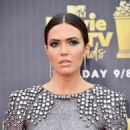 Mandy Moore – MTV Movie and TV Awards 2018 in Santa Monica - 454 x 637