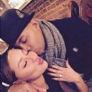 Adrienne Bailon and Lenny S Engaged