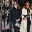 Emily Mortimer – Arrives at Through Her Lens: The Tribeca Chanel Women's Filmmaker Program Luncheon in NY - 454 x 681