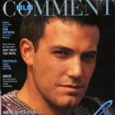 Film Comment Magazine Cover [United States] (November 1999)