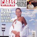 Xuxa Meneghel, Nelson Piquet, Maitê Proença, Daniela Mercury - Caras Magazine Cover [Brazil] (15 April 1994)