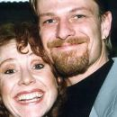 Melanie Hill and Sean Bean