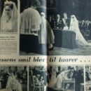 Queen Paola and King Albert II - Billed Bladet Magazine Pictorial [Denmark] (10 July 1959)
