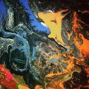 Paintings by Lorelei Linklater - 454 x 363